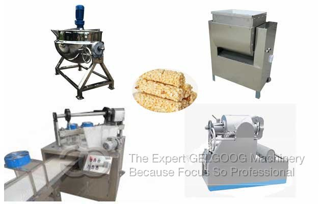 protein bar production line