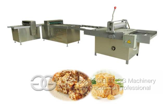 peanut bar forming machine
