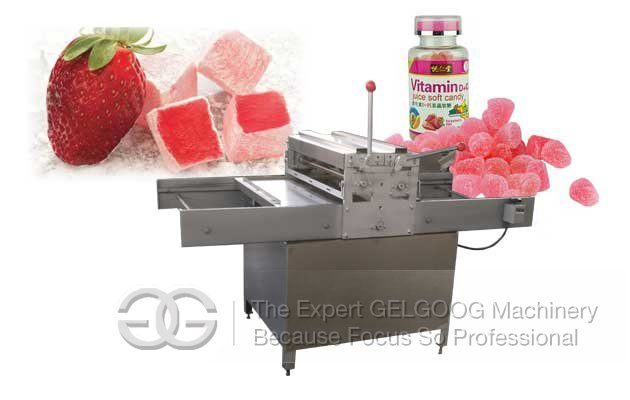 Switzerland Candy Cutter Machine|Rice Cake Cutting Machine