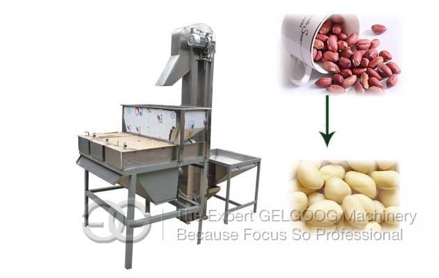 Groundnut Peeler|Groundnut Red Skin Peeling Machine
