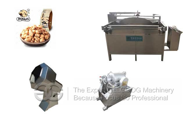 coffee corn making machine