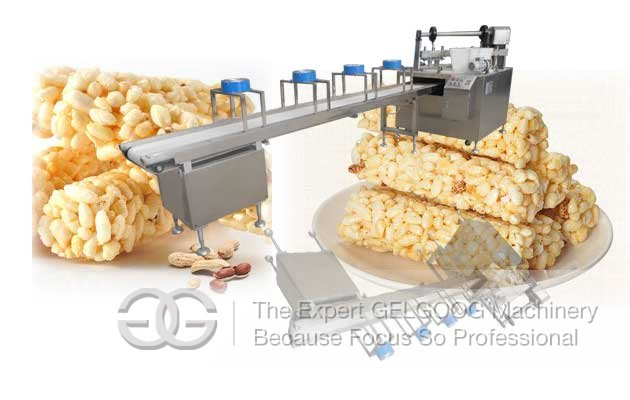 cereal bar machine