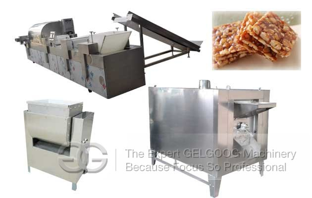 Peanut Brittle Production Line Factory Price