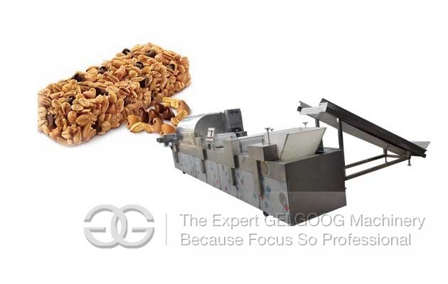 nougat bar making machine