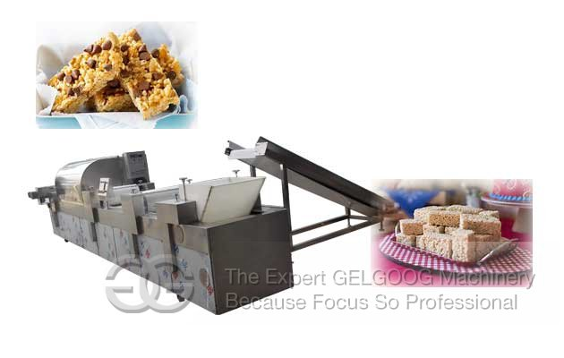 Rice Candy Bar Making Machine Price