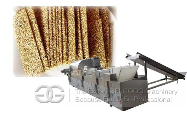 sesame candy making machine