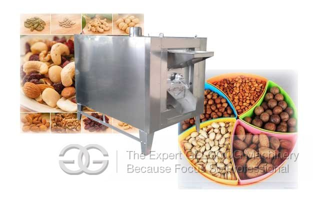 peanut roasting machine