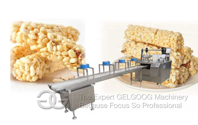 nutrition cereal bars machine