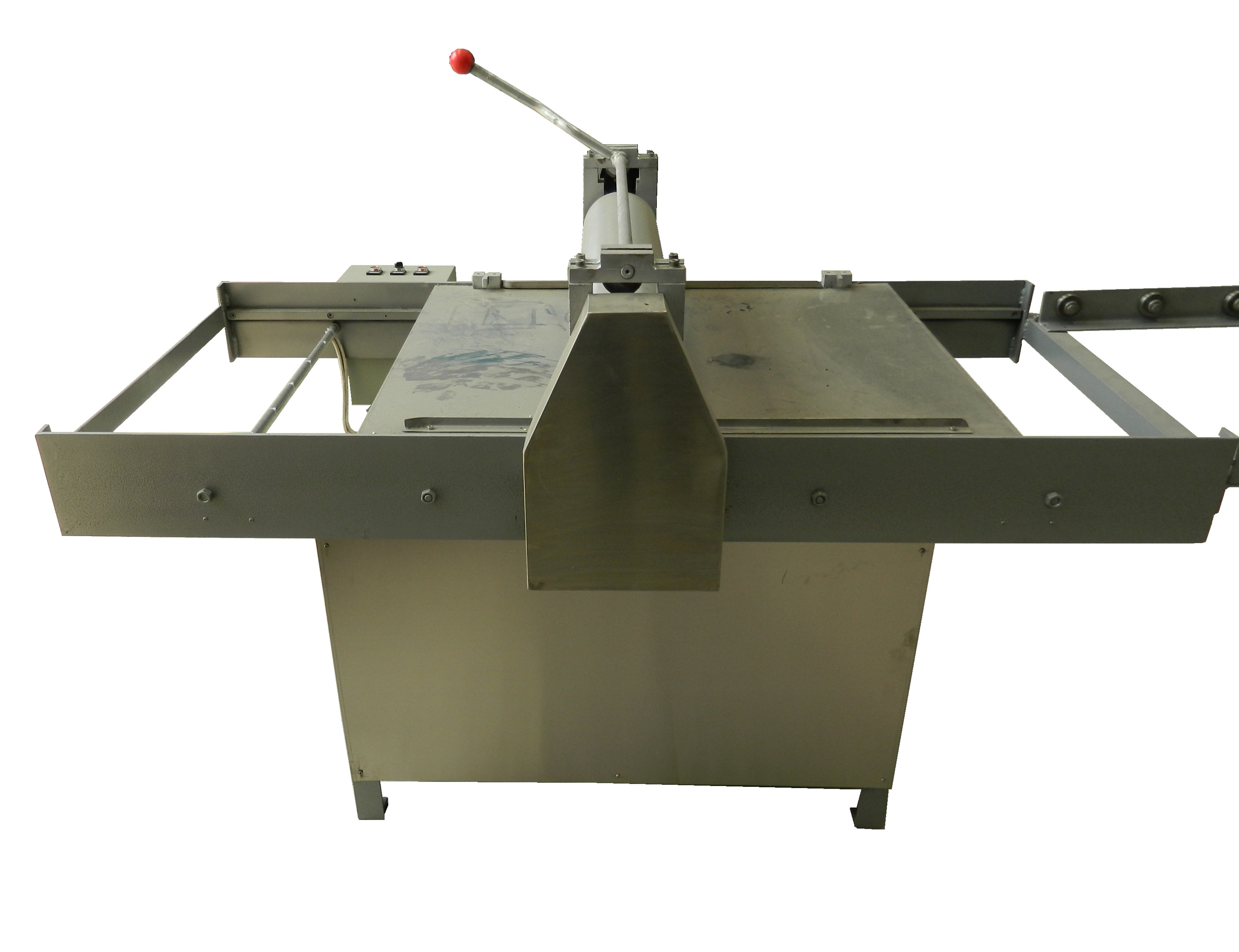 Peanut Brittle Molding Machine|Semi-Automatic Sesame Making Machine