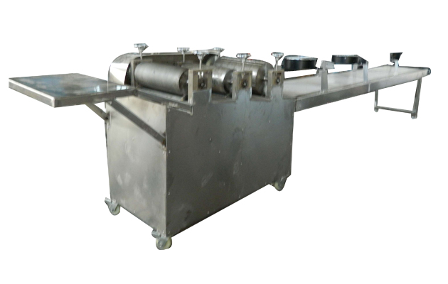 Sesame Brittle Forming Machine|Sesame Making Machine