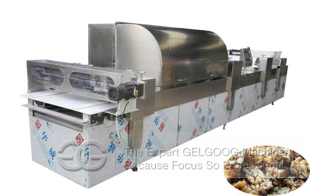 Peanut Candy|Granola Bar Making Machine With Best Price