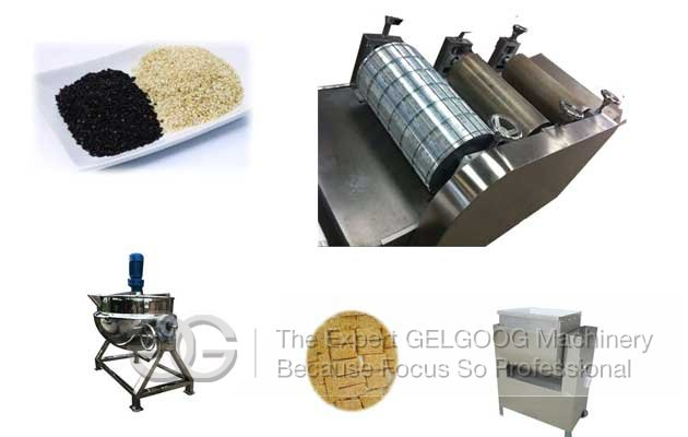 Sesame Candy|Bar Making Machine China