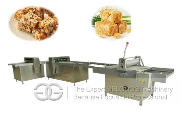 Peanut Bar Forming|Maker Machine Manufacture