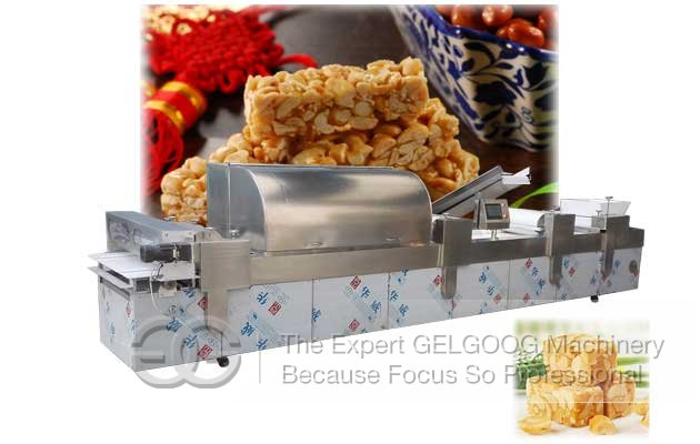 Peanut Chikki Making Machine|Groundnut Chikki Making Machine Supplier