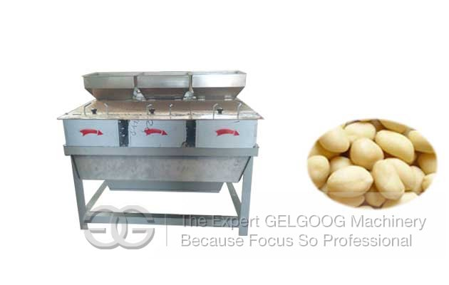 Peanut Skin Removing Machine|Peanut Kernels Separating Machine