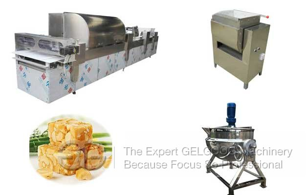 High Quality Peanut Candy Production Line