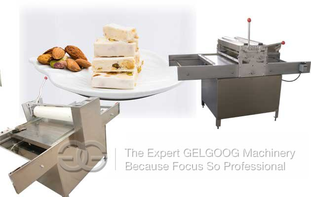 Nougat Cutting Machine For Sale