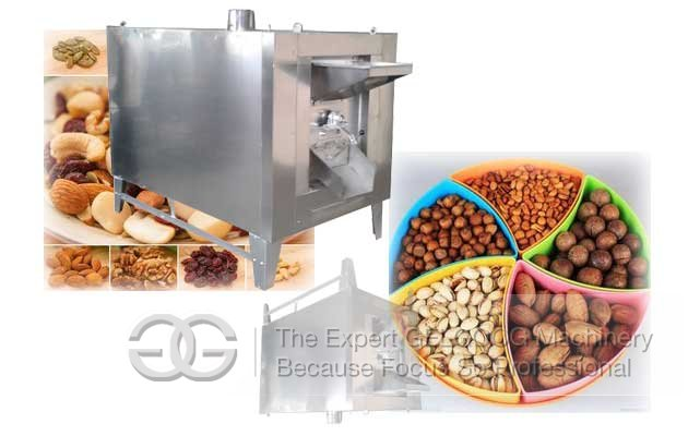 Coffee Bean Roasting Machine|Pistachio Nuts Roaster|Sunflower Seed Roasting Machine