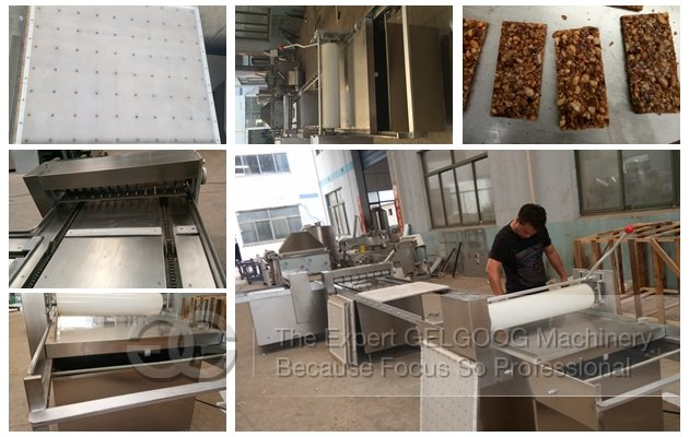 peanut candy production line China supplier