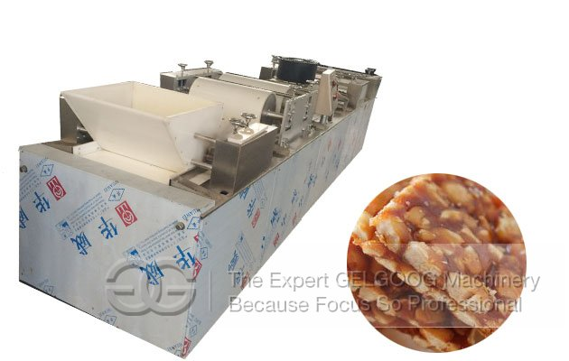 Commerical Peanut Candy Groundnut Cake Making Machine